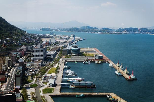巌流島の見える場所