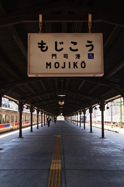 門司港の駅舎