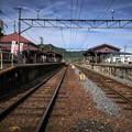Photos: 長瀞駅ホーム