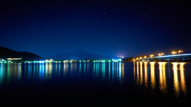 富士山河口湖