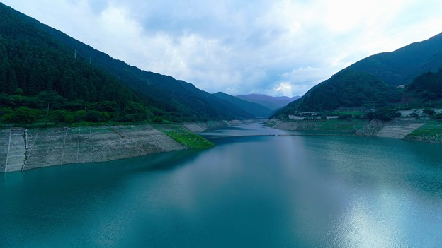 Photos: 滝沢ダム-奥秩父もみじ湖