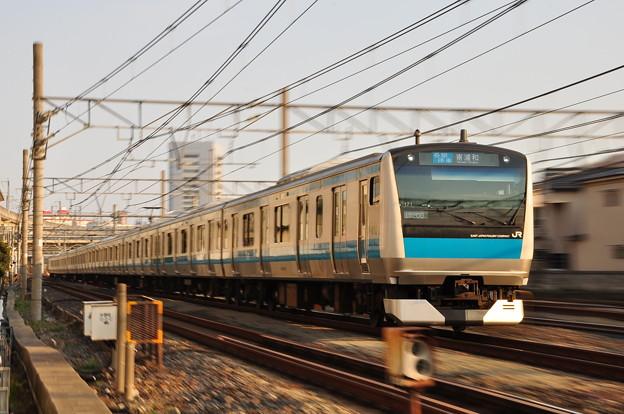 各駅停車、南浦和行 ~ 京浜東北線 ズーミング流し ~