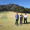 Photos: 足利カントリークラブ多幸コース18番ホール