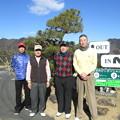 Photos: 足利カントリークラブ2014.1.16.