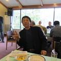 写真: 足利城ゴルフ倶楽部ファミリーベントコンペ惜しくも第2位の親さん!!2014.3.26