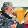 Photos: 旭 潔 オペラ歌手 バリトン メリーウィドウ ツェータ リハーサル 軽井沢