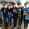 Meeting A-Prince in Seoul