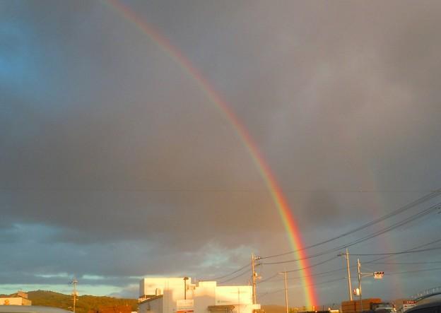 虹の彼方に希望を見た♪