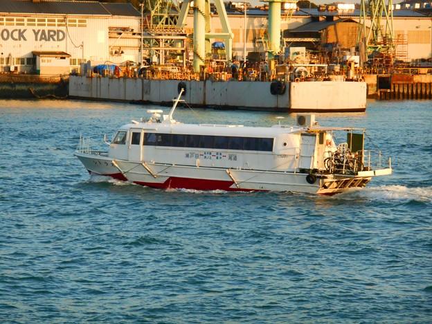 全速高速艇シトラス号