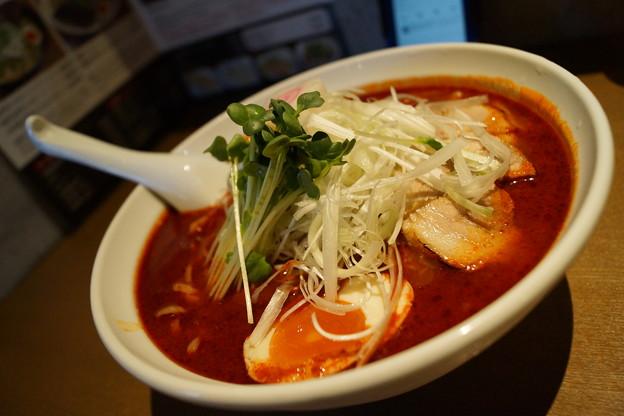 Dragon Noodle's ドラゴンラーメン@冷やしデビル