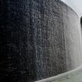 写真: 宇治市植物園 人工の滝