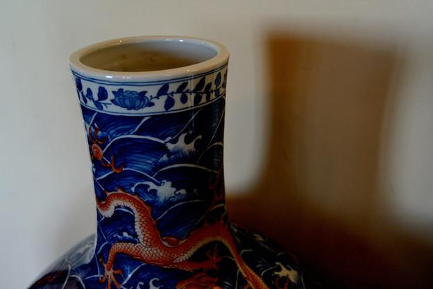 神戸北野 坂の上の異人館 壺