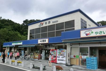 中井パーキングエリア 上り-240717-1