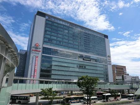 新横浜駅I-240814-1
