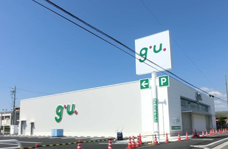 ジーユー豊橋小向店(g.u.) 2012年10月26日(金) オープン-240923-1