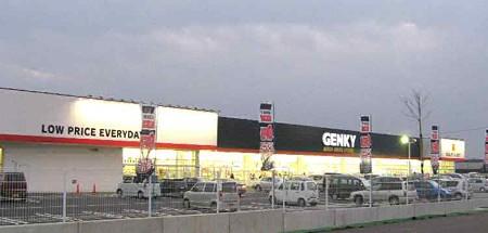ゲンキー可児御嵩店 2006年10月6日(金) オープン 3ケ月-181225-1