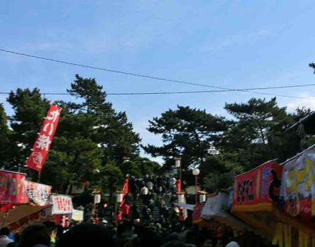 住吉大社 初詣 2013'-250101-1