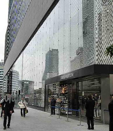 ルイ・ヴィトンナゴヤミッドランドスクエア店 2007年2月25日(日)オープン-190225-1