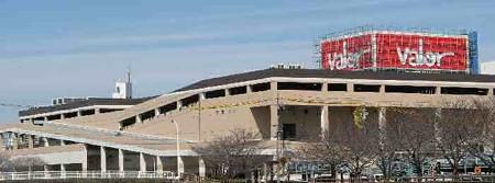 バロー豊橋ショッピングセンター (仮称)まもなく2007年4月オープン-190319-1