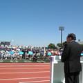 写真: 平沢勝栄|エンジョイスポーツ2012開会式挨拶|2012年5月13日