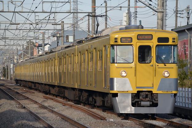 2007F 各停西武新宿行き