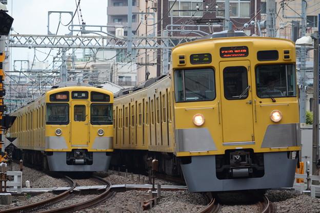 2007F+24**F 準急西武新宿行き