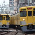 Photos: 2007F+24**F 準急西武新宿行き