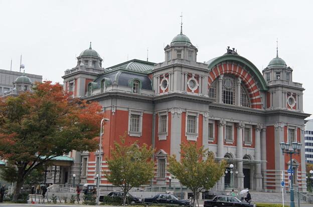 懐かしい 大阪中央公会堂