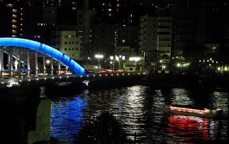 川 ・ 橋 ・ 屋形船