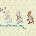 Photos: クリスマスカード2012