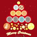Photos: クリスマスカード2013u03