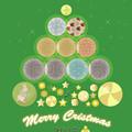 Photos: クリスマスカード2013e02