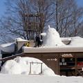Photos: 雪像