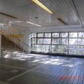 北総鉄道大町駅1番線入り口
