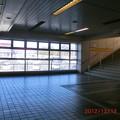 北総鉄道大町駅2番線入り口