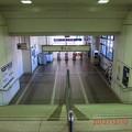 北総鉄道大町駅改札