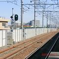 北総鉄道大町駅より新鎌ヶ谷方向