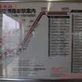エアポート成田・成田エクスプレスの停車駅案内