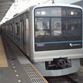 Photos: 小田急3000系3661編成【各停|新宿】
