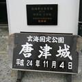 玄海国定公園 唐津城
