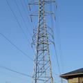写真: 川世線57号鉄塔