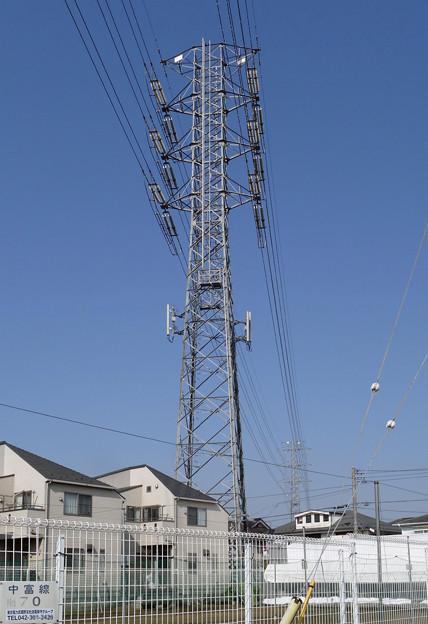 中富線70号鉄塔