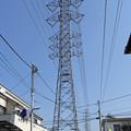中富線98号鉄塔