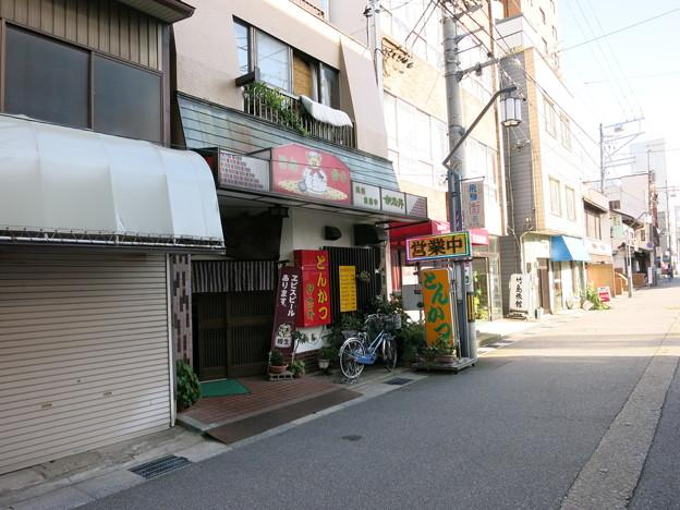 とんかつ 伊志井(富山市太田口通り)