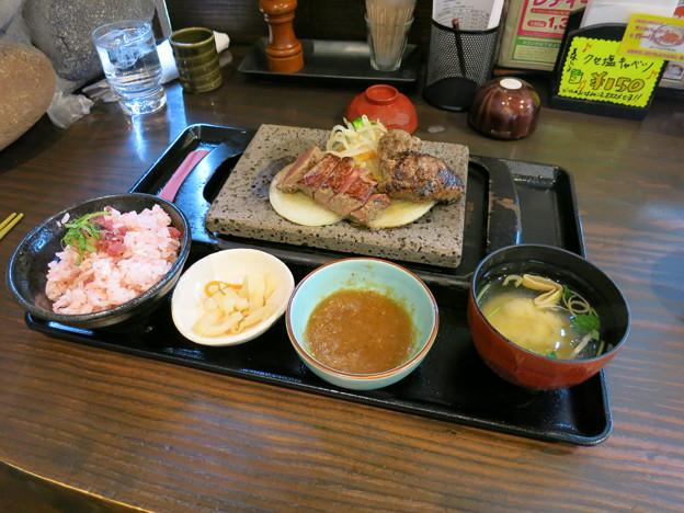 石焼きステーキ 贅 富山西店(富山市栃谷)