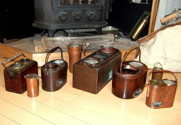 燗銅壺 観艦式