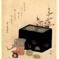Photos: 燗銅壺歴史資料 江戸後期 錦絵