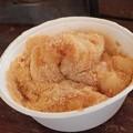 Photos: 黄な粉餅4切れ