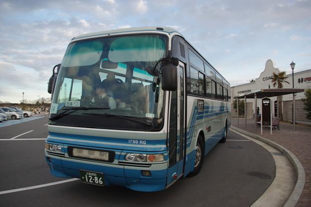 関東鉄道バス 1799RG