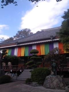 成福寺 仏殿。